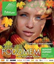Otevřít magazín - OC Futurum Kolín