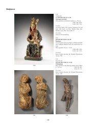 Skulpturen, Kat.-Nr. 3760-3834 - Galerie Fischer Auktionen AG