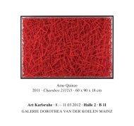 PDF 2 MB - Galerie Dorothea van der Koelen