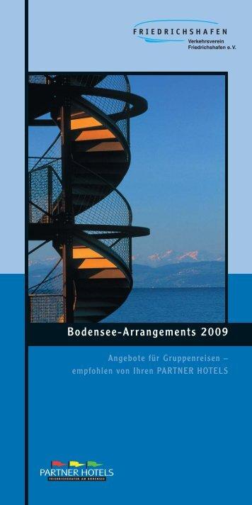 Bodensee-Arrangements 2009 - Friedrichshafen