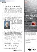 FM-TREND BERICHT RAMPEN, TORE - Seite 3