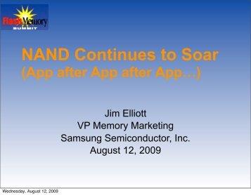 B - Flash Memory Summit