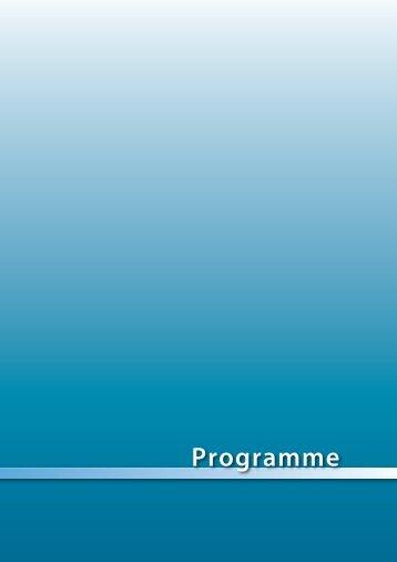 Programme - Economic Forum