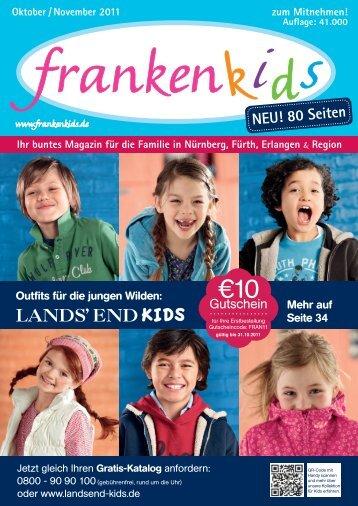 Ausgabe OKT/NOV 2011 - Frankenkids