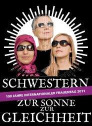 100 Jahre Internationaler Frauentag - Deutscher Frauenrat