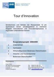 Was ist die Tour d'Innovation (TDI) - Friedrichshafen