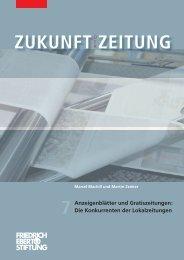 Anzeigenblätter und Gratiszeitungen - Bibliothek der Friedrich-Ebert ...