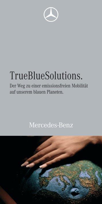 TrueBlueSolutions. - Mercedes-Benz Niederlassung Freiburg