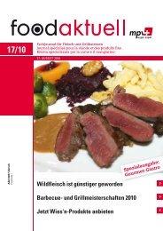 und Grillmeisterschaften 2010 Jetzt Wies'n ... - Foodaktuell.ch