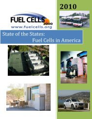 X - Fuel Cells 2000