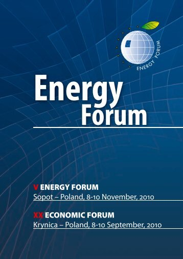 Raport - Economic Forum