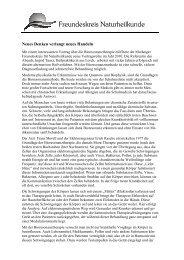Pressemitteilung Vortrag Bioresonanztherapie - Freundeskreis ...