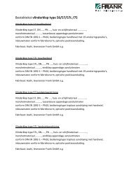 Besteksomschrijvingen Asahi vlinderkleppen (pdf) - Frank GmbH