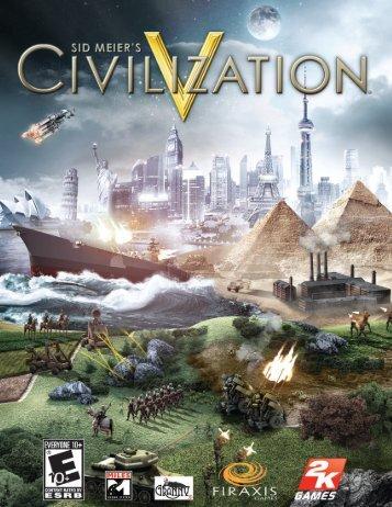 Handbuch - 2K Games