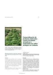 Comercialización de productos elaborados a partir ... - Fitoterapia.net