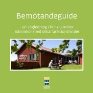 Bemötandeguide - Gävle kommun