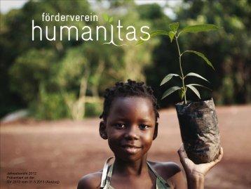 Ghana Town - Förderverein Humanitas