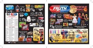 Candy Corn - Fruth Pharmacy