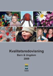 Kvalitetsredovisning - Gävle kommun