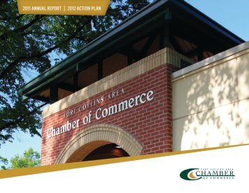 Download the PDF version - Fort Collins Area Chamber Of Commerce