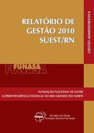 Suest/RN - Funasa