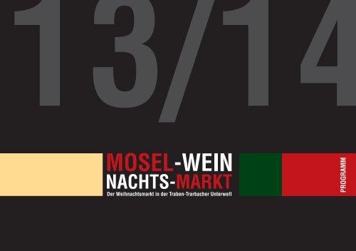 Mosel-Wein-Nachts-Markt 2013/2014