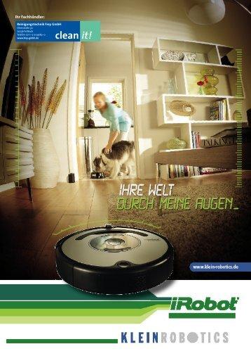 Prospekt als PDF - Reinigungstechnik Frey GmbH
