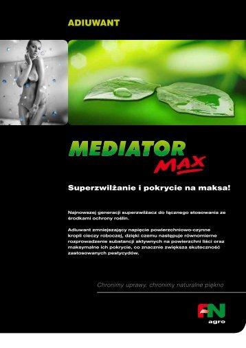 Mediator Max - FiN Agro Polska