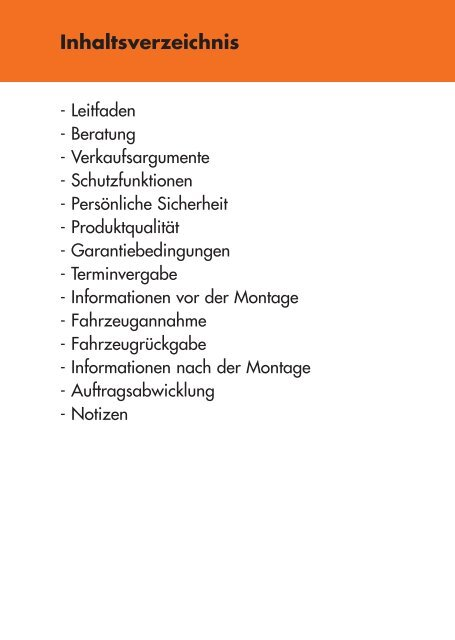 Leitfaden PDF zur Ansicht - Foliatec