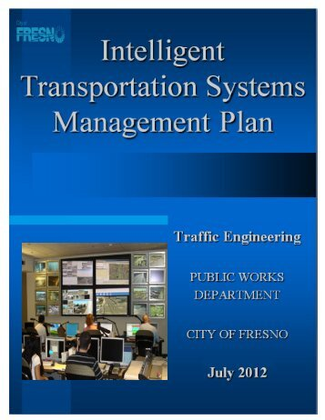 ITS Management Plan - City of Fresno
