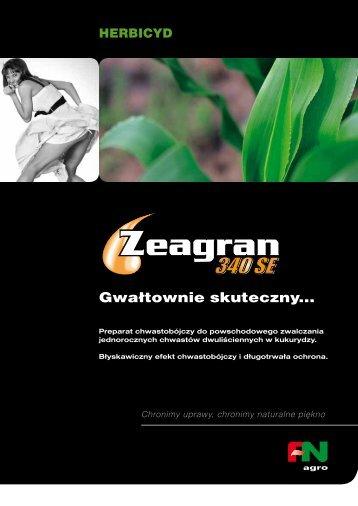 Zeagran 340 SE - FiN Agro Polska