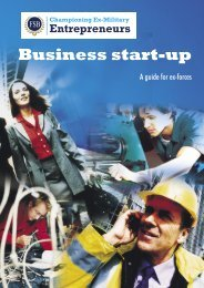 Business start-up - Federation of Small Businesses