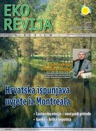 Eko revija (PDF) - Fond za zaštitu okoliša i energetsku učinkovitost