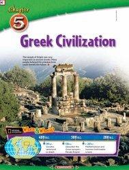 Chapter 5: Greek Civilization