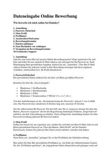 bewerbungstipps 2012 mercedes benz niederlassung fulda - Mercedes Benz Bewerbung