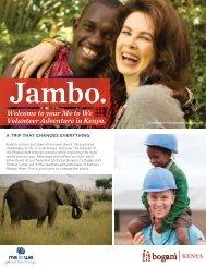 your Me to We Volunteer Adventure in Kenya. - Free The Children