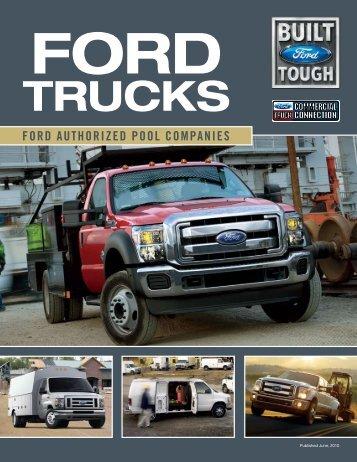 PDF catalog - Ford