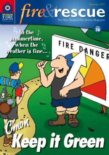 Download PDF: Issue 36 - New Zealand Fire Service