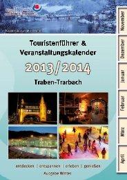 Touristenführer & Veranstaltungskalender Winter 2013/2014