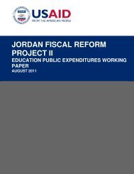 Education Public Expenditures Working Paper - Frp2.org