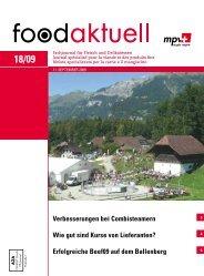 foodaktuell 18 2009 druck - Foodaktuell.ch