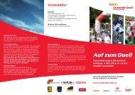 Frauenfeld gegen Bischofszell Samstag, 4. Mai ... - Schweiz bewegt