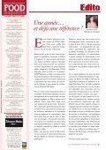Cosumar L'entreprise du mois - FOOD MAGAZINE - Page 3