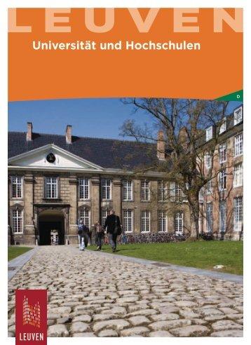 Universität und Hochschulen [ PDF, 2,31 MB]