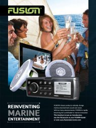 FUSION Electronics - Scandia Marine Services