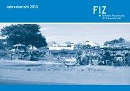 Jahresbericht 2010 - FIZ Fachstelle Frauenhandel und ...