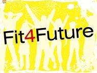 Investiert bleiben - fit4Future