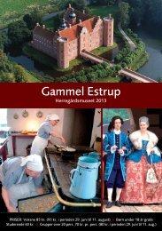 Hent flyer om museets omvisninger og aktiviteter i ... - Gammel Estrup
