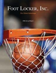 2006 - Foot Locker, Inc.