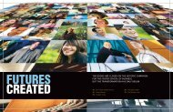 Futures Created - University of Washington Foster School of Business